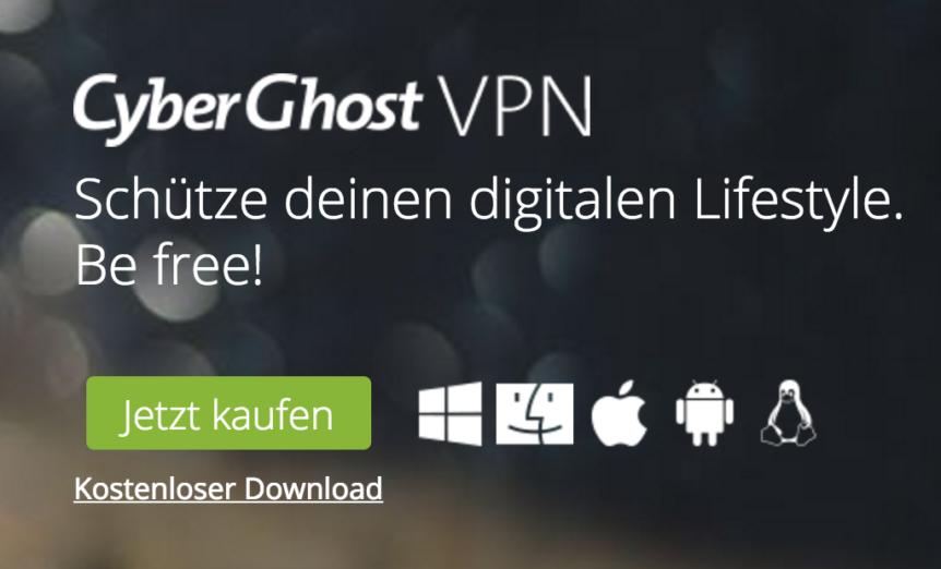 Cyberghost Mac Problem